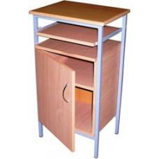 Медицинская тумба М142-10 (столик прикроватный)