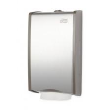 Tork Диспенсер для листовой туалетной бумаги (металл)