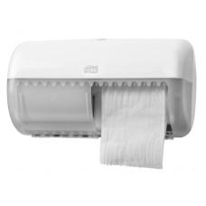 Tork Диспенсер для туалетной бумаги в станд. рулонах (белый)