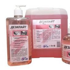 Дезилайт (жидкое мыло гигиеническое)