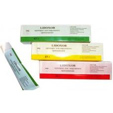 Лидоксор - гель для поверхностной анестезии