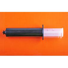 Шприц для шприцевого дозатора светонепроницаемый