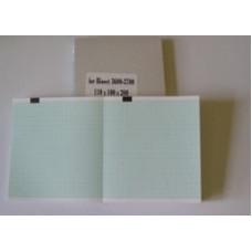 Бумага для ЭКГ Bioset 3600 / 3601 / 3700