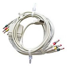 Кабель пациента для ЭКГ MAC-500, MAC-1200