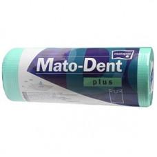 Mato Dent PLUS - одноразовые целлюлозно-полиэтиленовые стоматологические слюнявчики