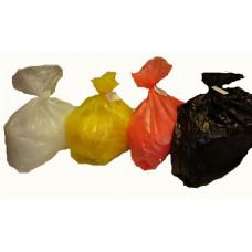 Пакеты и контейнеры для утилизации медицинских отходов